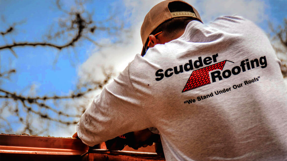 Team Scudder Roofing
